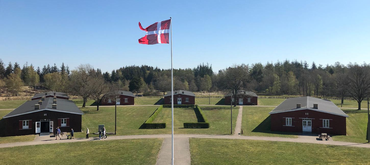 The museums at Frøslev Prison Camp